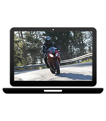 Moottoripyöräkurssi verkossa