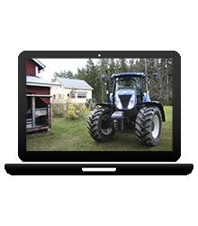 Moottorikelkka- ja traktorikurssi verkossa